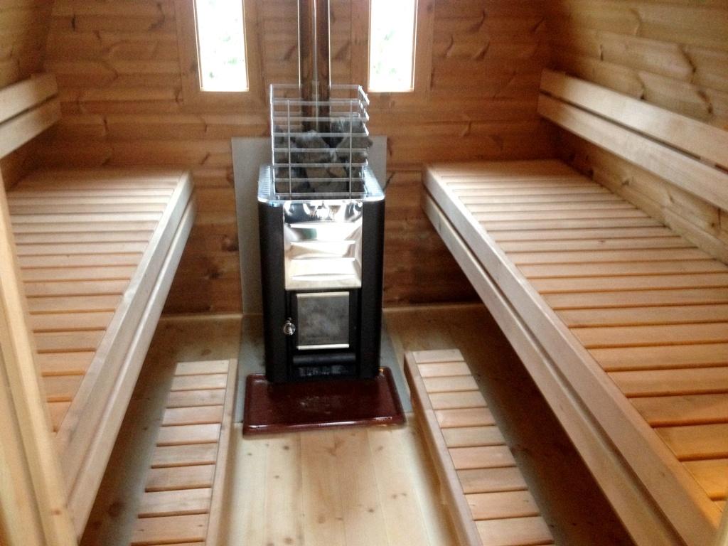 sauna pods garden buildings cornwall. Black Bedroom Furniture Sets. Home Design Ideas