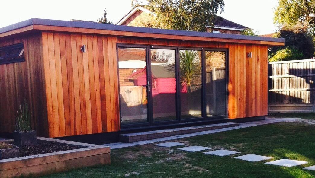 Building Regs For Garden Room