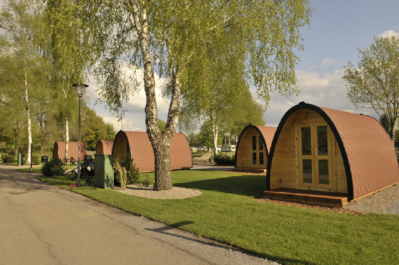 Camping Pods Garden Buildings Cornwall